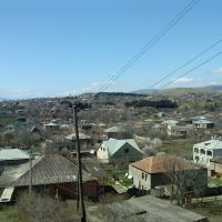 gerebis ubani, Каспи