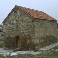 kviracxoveli church, Каспи