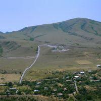 Ксанский Пейзаж, Каспи