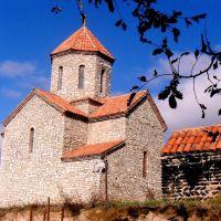 წმინდა გიორგის სახელობის ეკლესია, Каспи
