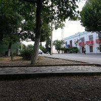 Kostava street, Каспи