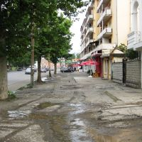 chavchavadze str., Кваиси