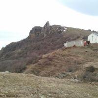 qorogli castle, Коджори