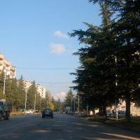 Abashidze street, 2011, Кутаиси
