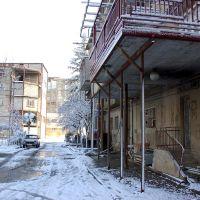 Winter Kutaisi, 2012, Кутаиси