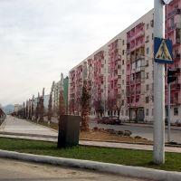 Agmashenebeli avenue, 2012, Кутаиси
