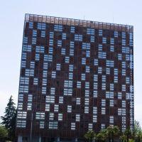 Фейслифтинг многоэтажки, Кутаиси