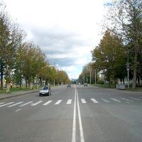 Irakli Abashidze street, Kutaisi, Кутаиси