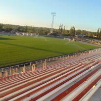 Lanchkhuti. Evgrapi Shevardnadze Stadium, Ланчхути
