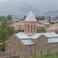 Церковь Св.Георгия, Ленингори