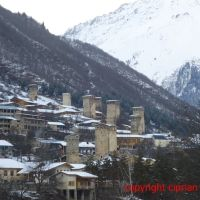 Mestia,Svaneti region, Местиа