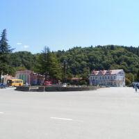 Оні (груз. ონი) – місто в західній Грузії, регіон Рача-Лечхумі та Квемо Сванеті. Адміністративний центр, Они