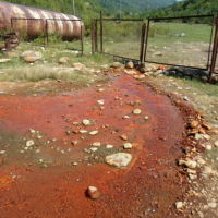 Curación de agua mineral es beneficioso para la salud Leczniczych wód mineralnych jest korzystne dla zdrowia, Они
