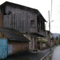 Baazovi street, Oni, Racha, Georgia, Они