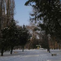 Парк фонтан, Орджоникидзе