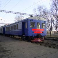 Электропоезд СР-3, Орджоникидзе