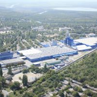 Завод Procter & Gamble Manufacturing Ukraine в Орджоникидзе, Орджоникидзе