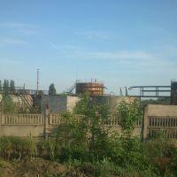 Abandoned tank farm, Орджоникидзе
