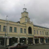 Rustaveli square, Поти