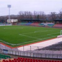 Rustavi. Poladi stadium, Рустави