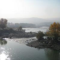 Rustavi-Kura River. Photographed by Mustafa ÖNCAN, Рустави