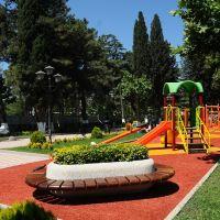 The Heydar Aliyev park, Рустави