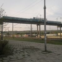 Railway station Rustavi, Рустави