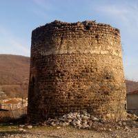 სიმაგრე საგარეჯოში tower in sagarejo, Сагареджо