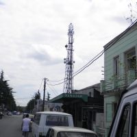 Road to city hall, Самтредиа