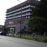 """Samtredia,Exhotel """"SAMTREDIA"""", Самтредиа"""