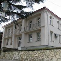 საჩხერის აკაკი წერეთლის სახელობის ბიბლიოთეკა, Сачхере