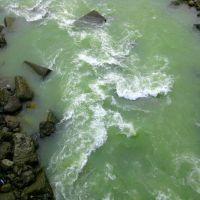 მდინარე ყვირილა, Сачхере
