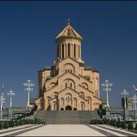 Троицкий собор - Sameba Cathedral, Тбилиси