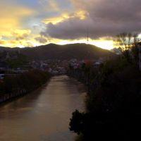 sunset2, Тбилиси
