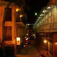 shardena  street by night1, Тбилиси