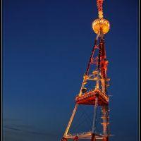 Tbilisi TV Tower - By Ivane Goliadze, Тбилиси