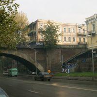 Dry bridge, Тбилиси