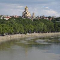 Тбилиси-собор-Самеба   Cathedral Sameba, Тбилиси