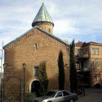 Blue monastery church, Тбилиси