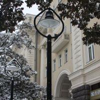 Snowfall in Tbilisi, Тбилиси