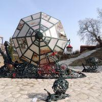 Telavi, public snails  -  თელავი, საჯარო ლოკოკინები, Телави
