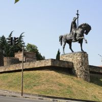Телави. Памятник Ираклию II., Телави