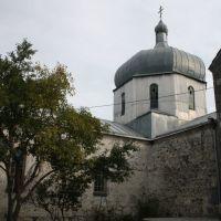 Церковь Святого Николая и Святого Георгия, Тетри-Цкаро
