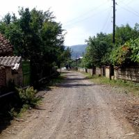 ცხრაკარას ქუჩა, Тианети