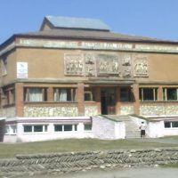 ცენტრალური ბიბლიოთეკა, Тианети