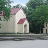 Tkibuli - St. Georges Church (XX c), Ткибули