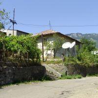 Tkibuli - Ek. Takaishvili Street, Ткибули
