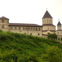 Monastery in Khobi, Хоби