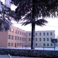 წალენჯიხის პირველი საჯარო სკოლა, Цаленджиха