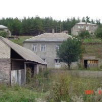 dom Pelivanova Nikolaia, Цалка